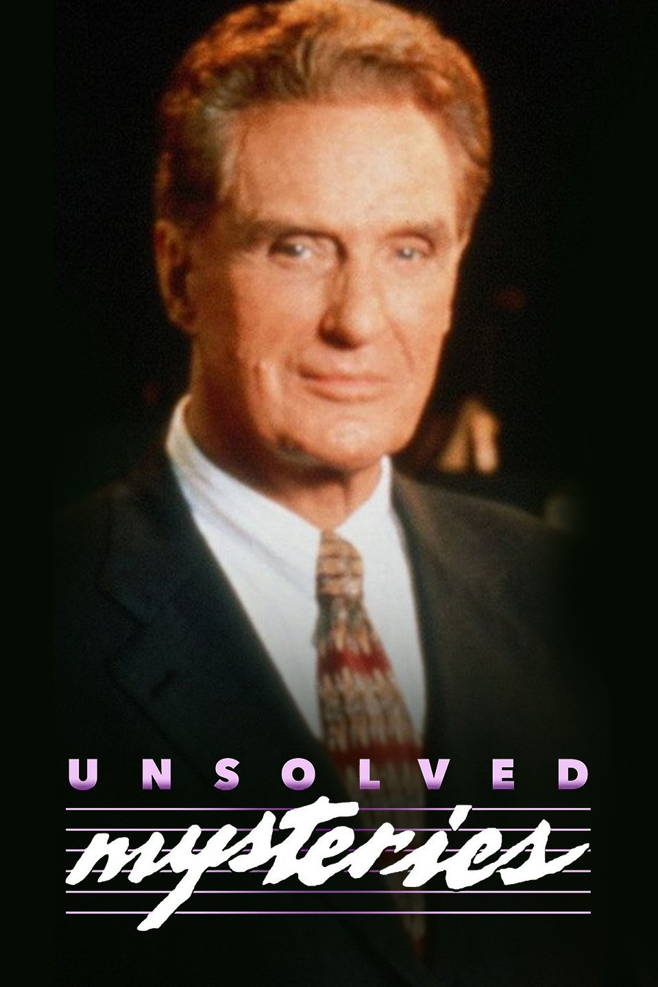 unsolved mysteries hosted by