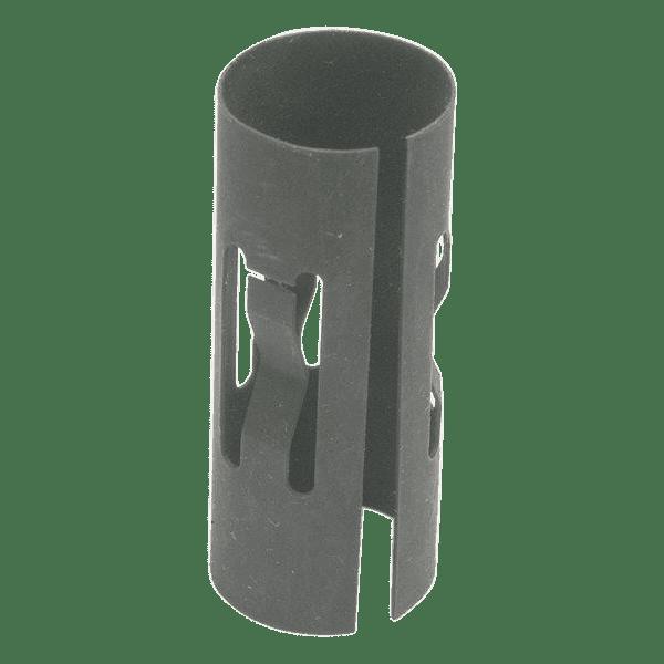 Custom metal stamping tubes.