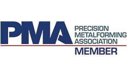 Precision Metalforming Association Member