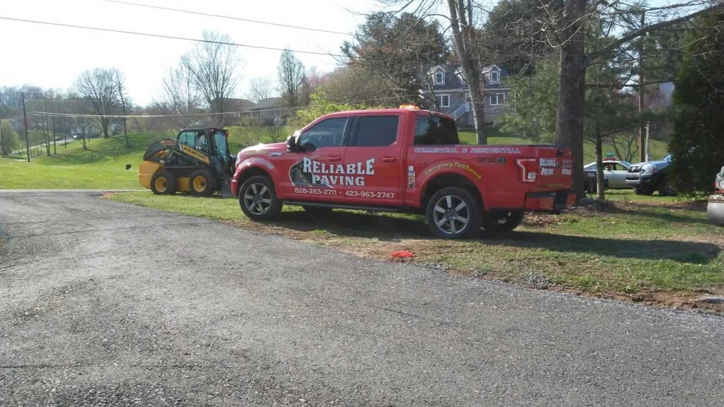 Residential Reliable Paving Services Asphalt Johnson