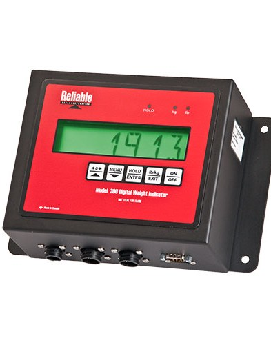Model 300LG Digital Weight Indicator