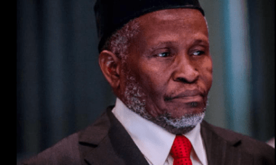CJN orders disciplinary action against Judge