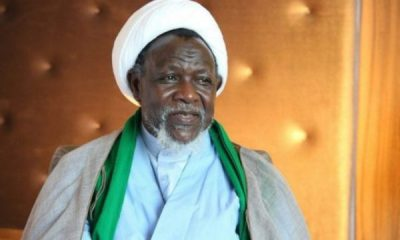 JUST IN: Court frees Shi'ites leader El-Zakzaky, wife