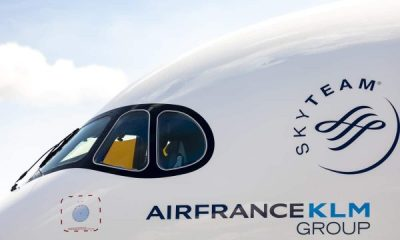 Air France KLM transit visa
