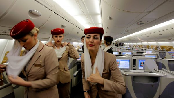 Missing luggage on Emirates