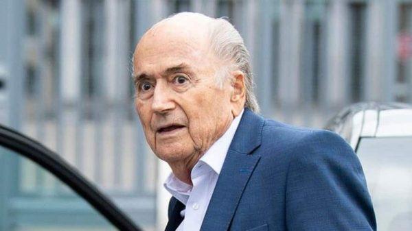 FIFA extends Blatter's ban until 2028