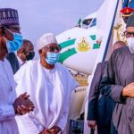 Expect continuity, Buhari tells Nigerians on arrival from London