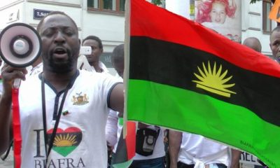 IPOB issues 11-day ultimatum to FG to release Kanu