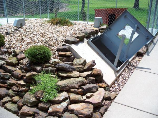 landscaping reliable storm shelters