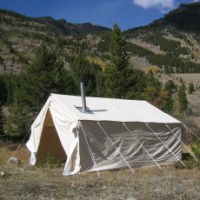 Canvas Tents - Reliable Tent and Tipi