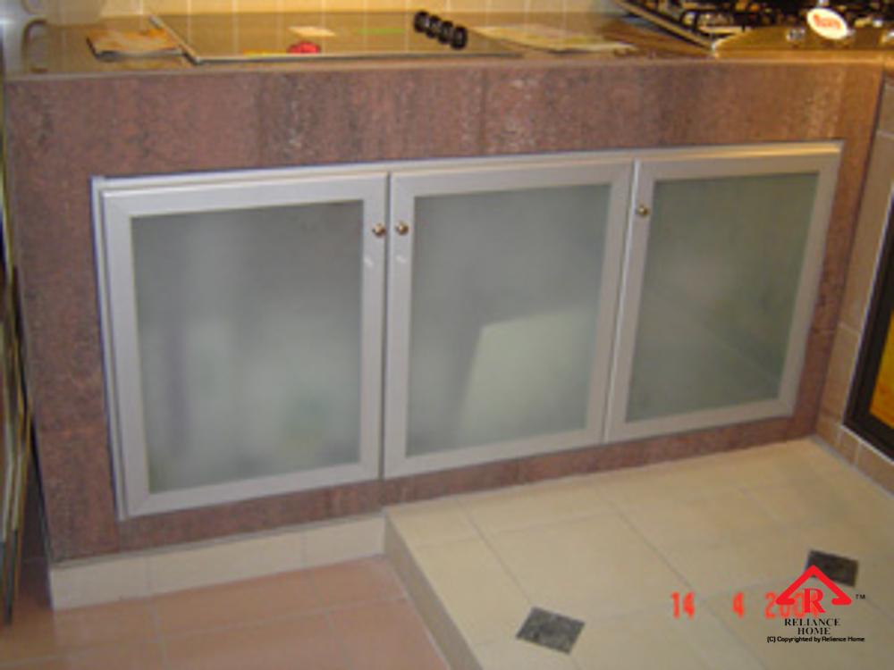 Aluminium Cabinet Door Reliance Home