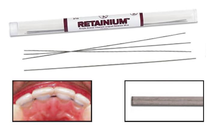 Maxillary Retention Using Retainium