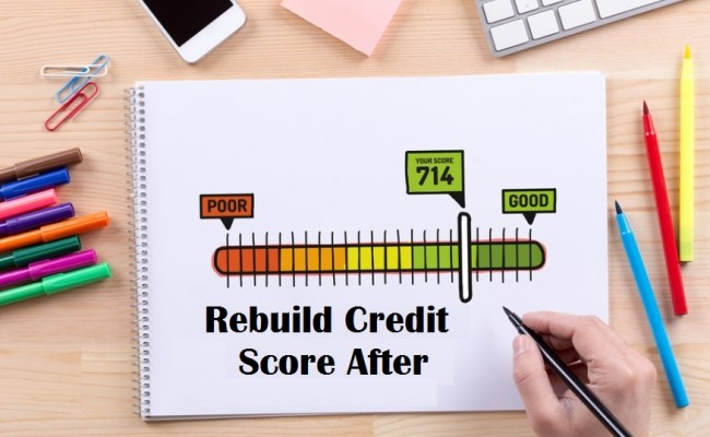5 Simple Tips For Rebuilding Credit After Bankruptcy