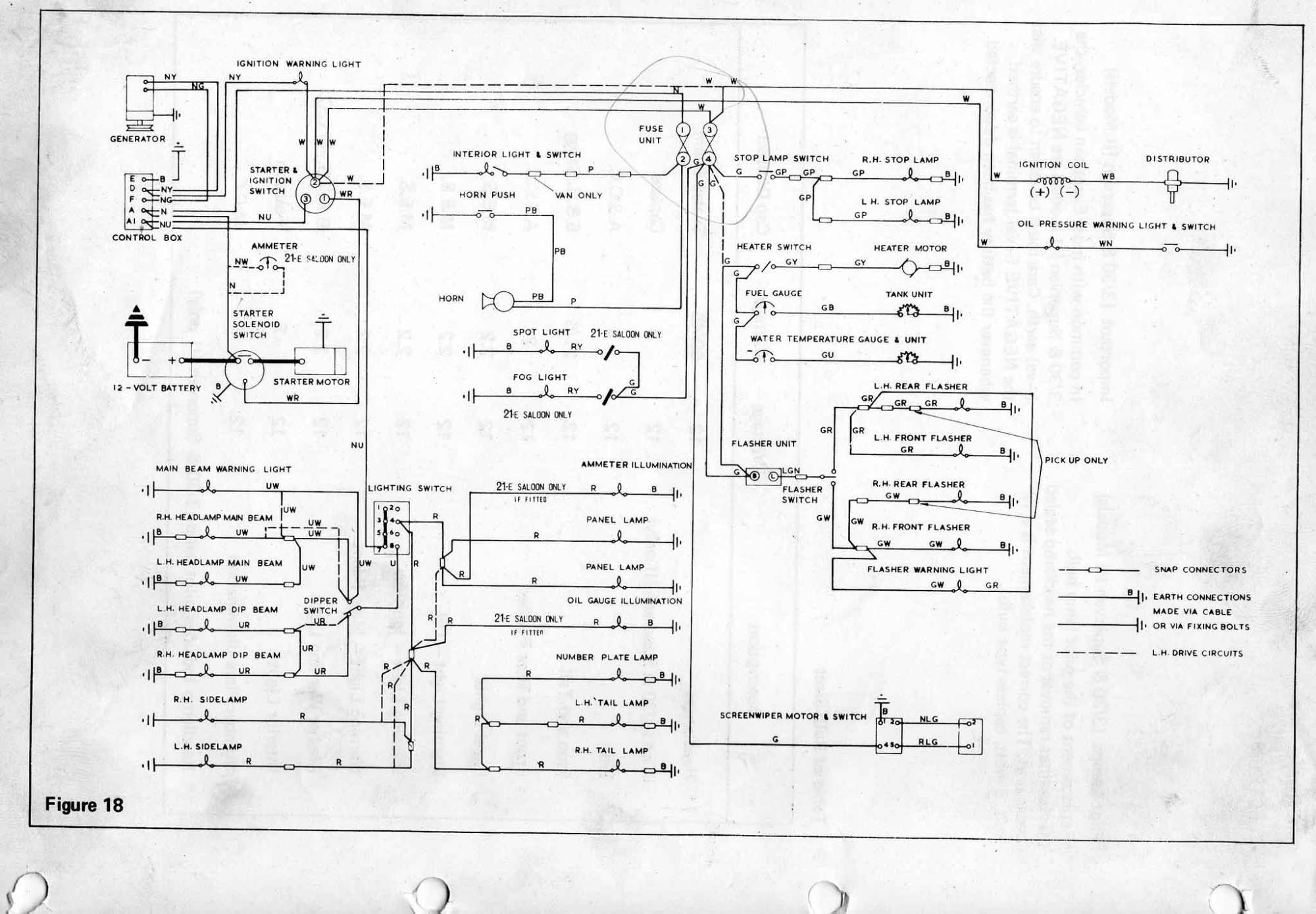 hight resolution of reliant heaters wiring diagrams share circuit diagrams 85 reliant wiring diagram