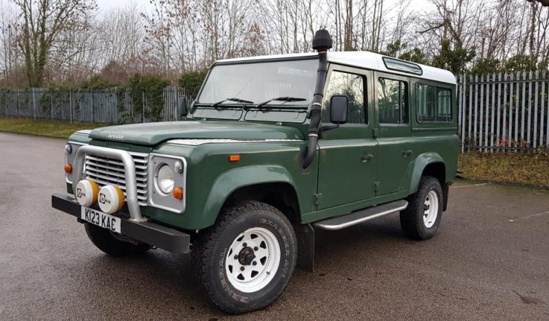 2002 Land Rover Lander Manual