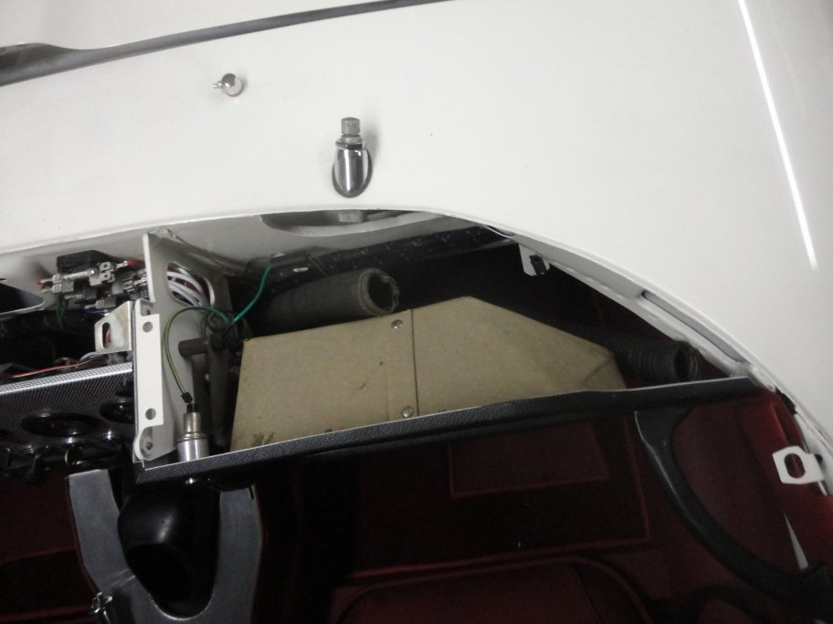 4 Way Fuse Box 1963 Jaguar Series 1 Xke Fhc Restoration Part 29f