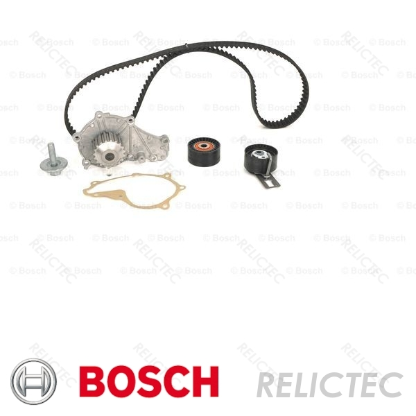Timing Belt + Water Pump Set for Peugeot Citroen Ford