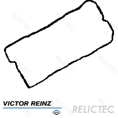 Cylinder Head Rocker Cover Gasket for Nissan:SUNNY III 3