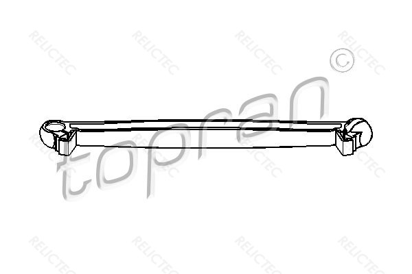 Gear Shift Selector Lever Rod Opel Vauxhall:NOVA,CORSA A
