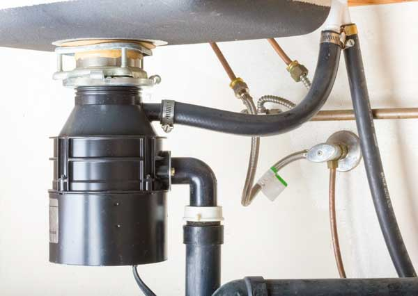 Garbage disposal repair in Fort Collins, Colorado by Relief Home Services