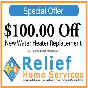 water heater repair in Loveland, CO
