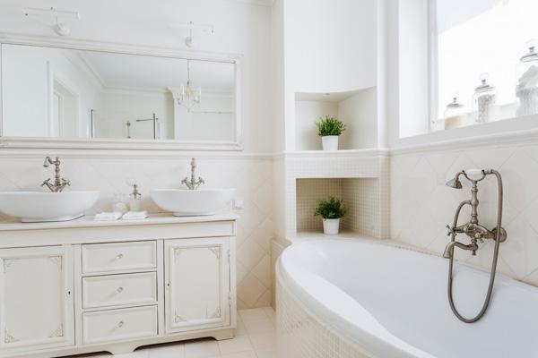 new bathroom plumbing in Loveland, CO