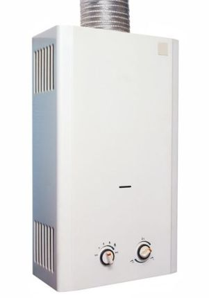 Rinnai tankless water heater installation