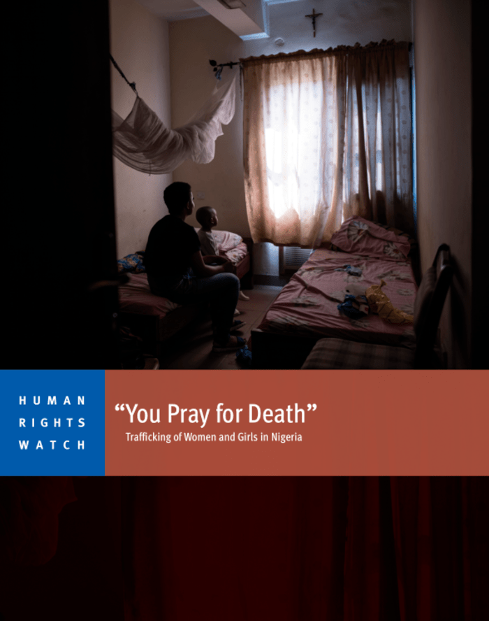 you pray for death