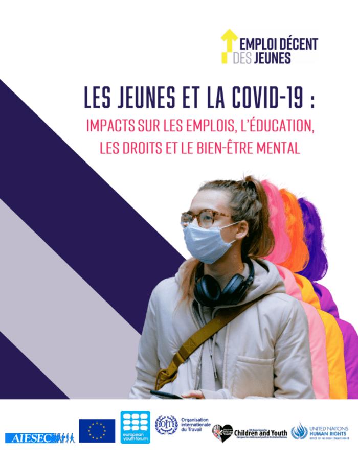 Les Jeunes Et Le Travail : jeunes, travail, Jeunes, COVID-19:, Impacts, Emplois,, L'éducation,, Droits, Bien-être, Mental, World, ReliefWeb