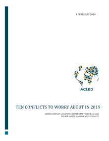 ten conflicts to worry