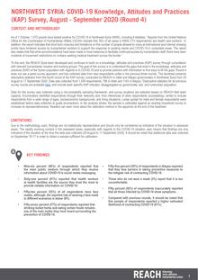 Gambar Covid 19 Untuk Tk : gambar, covid, untuk, COVID-19, Knowledge,, Attitudes, Practices, (KAP), Survey:, Northwest, Syria, August, September, (Round, Syrian, Republic, ReliefWeb
