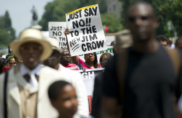 The New Jim Crow Churches Respond to Mass Incarceration