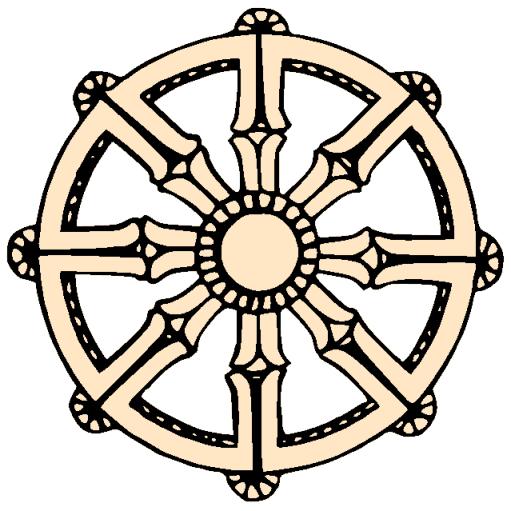 Dharmahjulet - Wikimedia Commons.