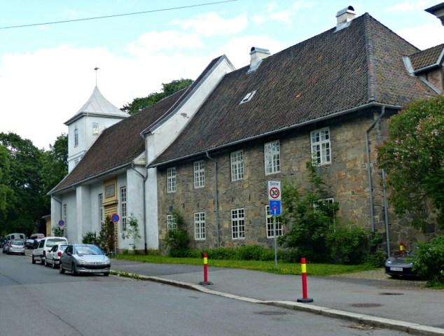 Gamlebyen Kirke