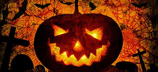 Utskårne gresskarhoder er en viktig del av den amerikanske Halloweentradisjonen, men de Irske innvandrerne som tok med seg tradisjonen til Amerika brukte opprinnelig kålrot. Foto: colourbox.com