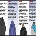 Islam the fight against niqabs and abayas religion her oines
