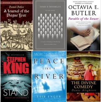 Karen Swallow Prior on Six Books to Get You Through a Coronavirus Shutdown