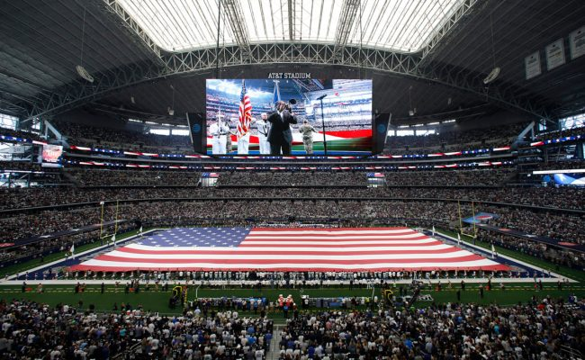 Nfl S Lift Every Voice And Sing Plan Will Profane Black