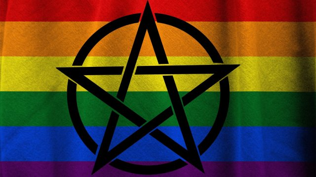 Paganism, gods and goddesses aside, is the most LGBTQ-affirming