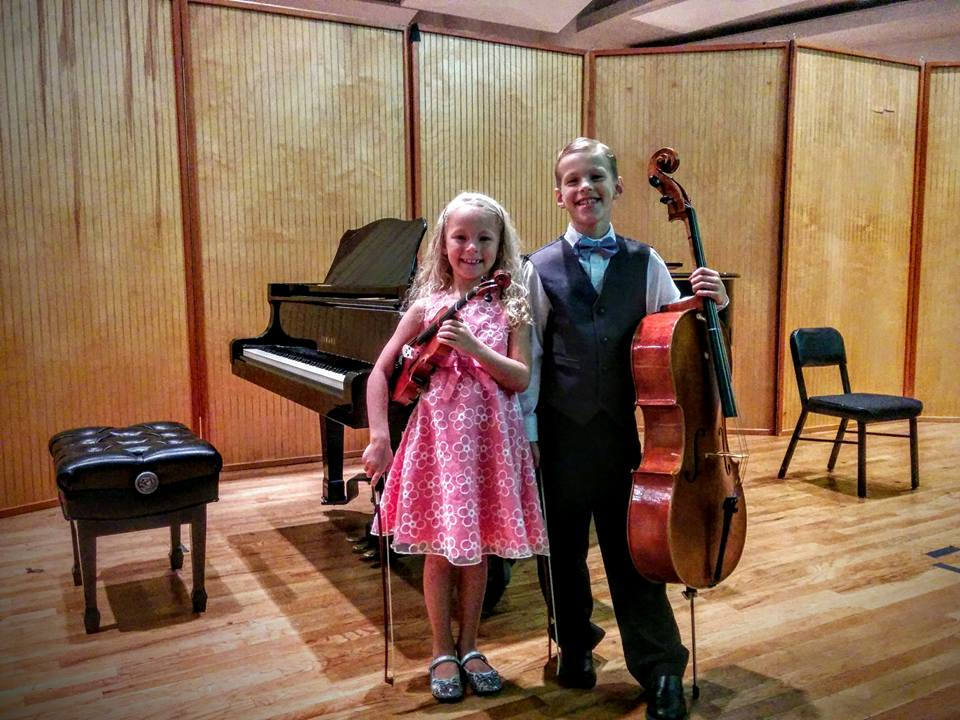 Why music should be central in your homeschool