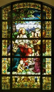 2015.08.26 LA_Cathedral_Mausoleum_Jesus_and_the_children