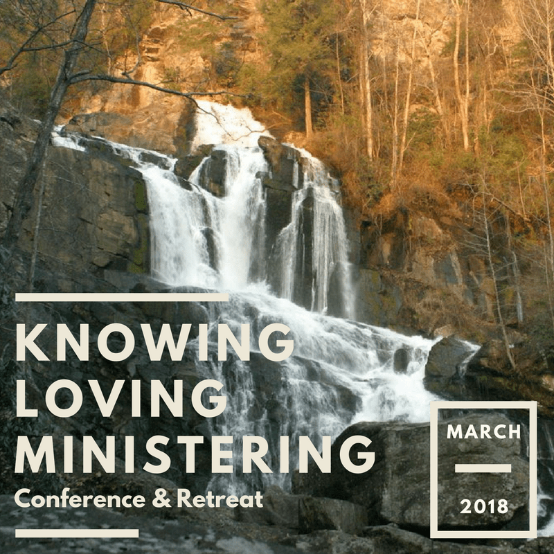 Audio from the 2018 Knowing, Loving, Ministering Conference Now Available