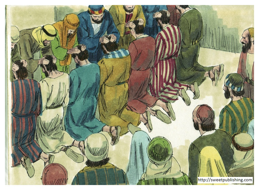 The Origin of Deacons: Acts 6:1–7