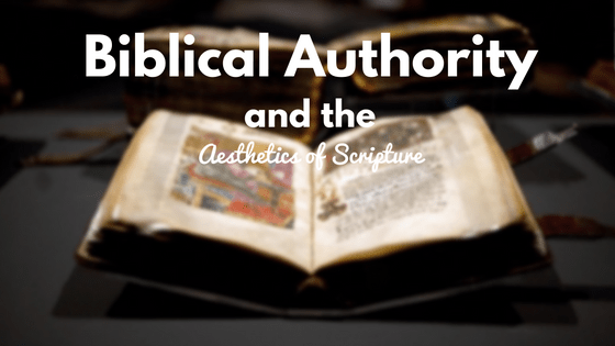 Translating the Aesthetic Forms of Scripture