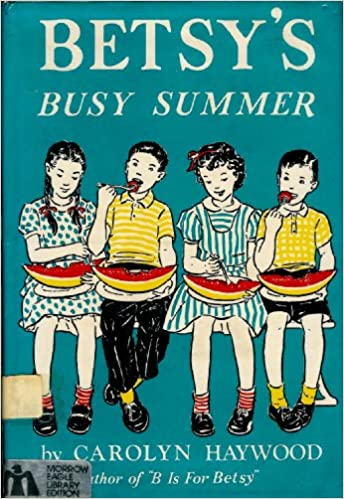 Summer Picture Book Recommendations