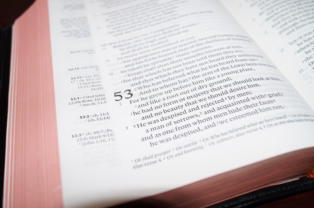 A call to pray before studying or hearing the Word (with a resource)
