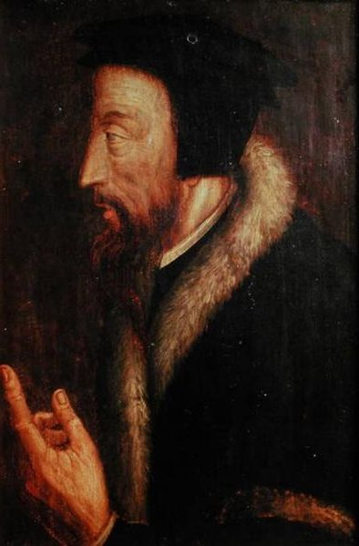 Calvin and Platonic aesthetics