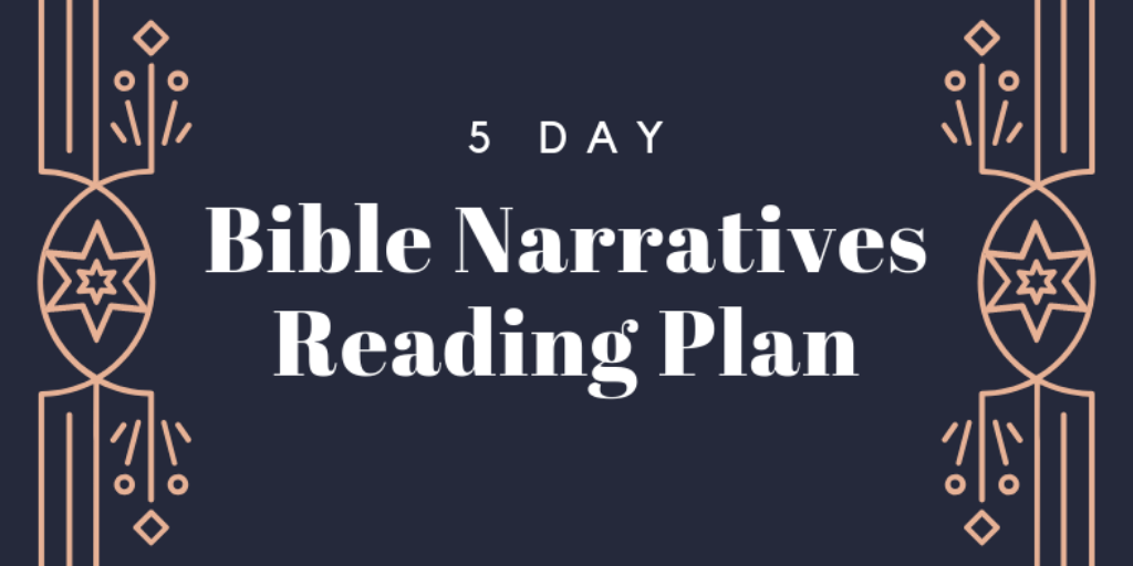 Bible Narratives Devotional, Week 41: The Light of the World