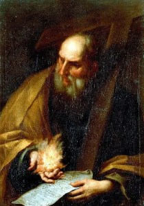 San Barnaba by Anonimo Lombardo (an anonymous Lombard) - 17th Century