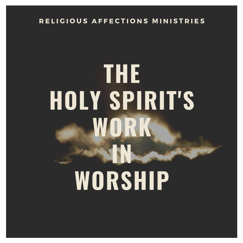 How Does Scripture Describe the Work of the Holy Spirit?